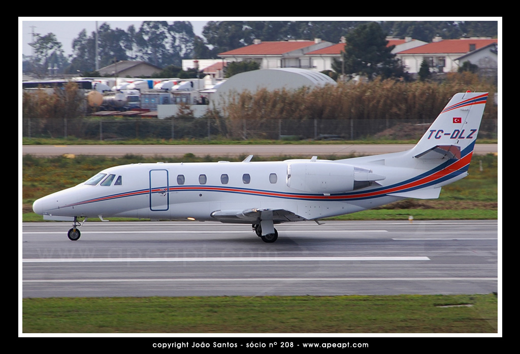 BONAIR BUSINESS CHARTER CESSNA 560XL CITATION XLS TC-DLZ.jpg