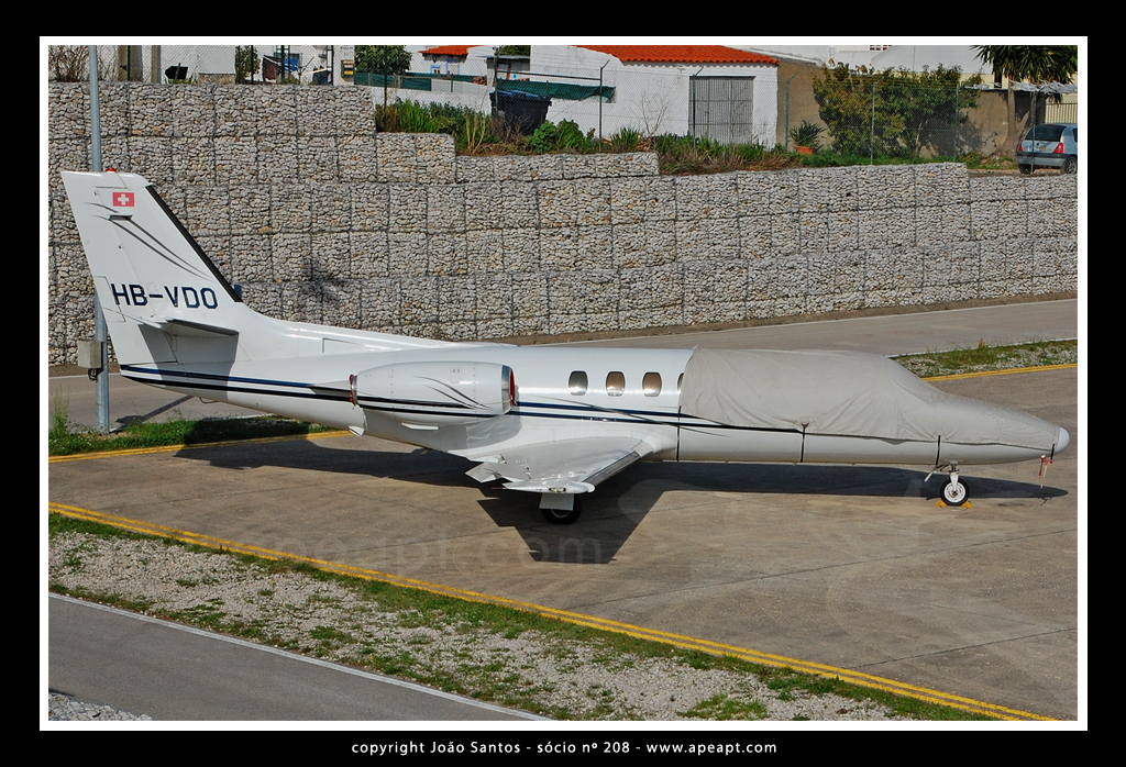 SONNIG SA CESSNA 551 CITATION 2SP HB-VDO.jpg